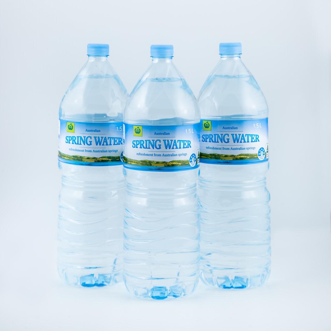 drink bottle label