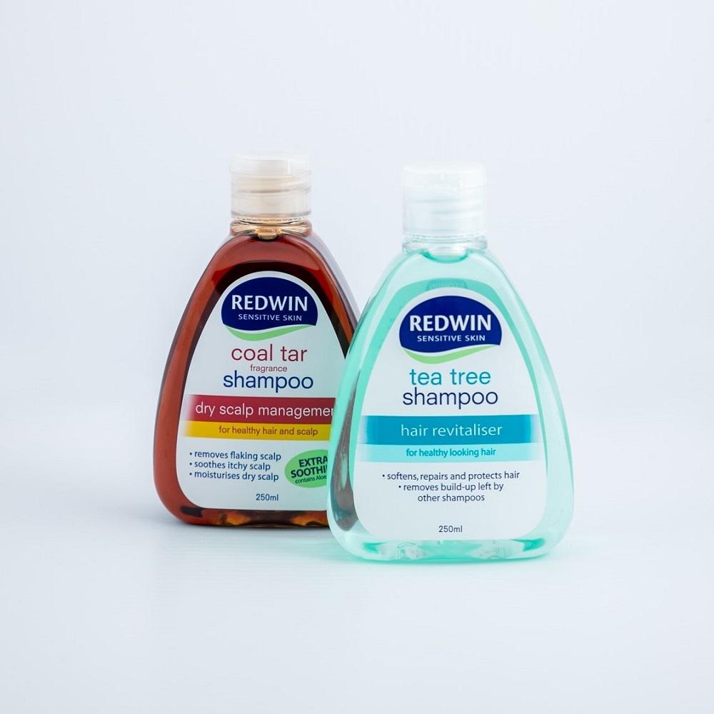 shampoo labels