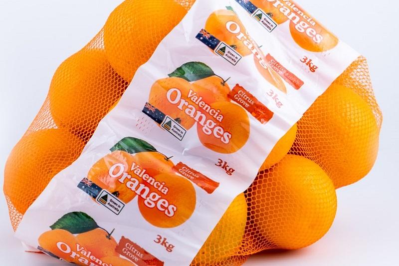 fresh produce labels